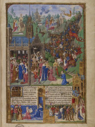 Mâcon, Bibliothèque municipale, ms. 1, f. 2.