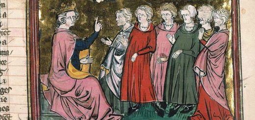 Paris, Bibl. Sainte-Geneviève, 21, f. 23v.